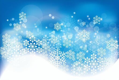 Snow crystal 11