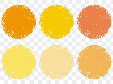 郵票圈_黃色系列_cs