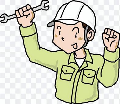 頭盔工人 2