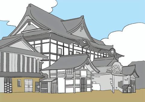 舊歌舞伎座