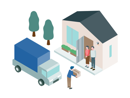Isometric_Delivery 02_Person