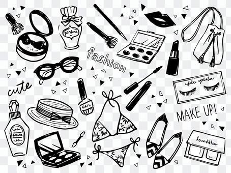 時尚與化妝品