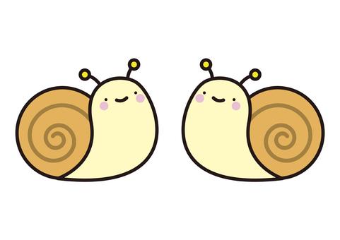12_Snail ・ 帶線 ・ 套裝