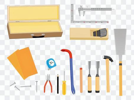 木匠工具集