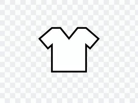Tシャツ(Vネック)
