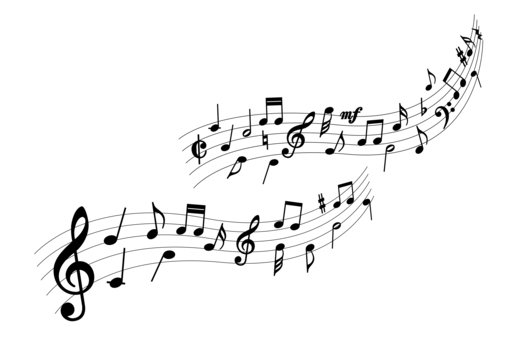 Musical note harmony
