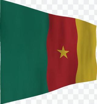 喀麥隆國旗