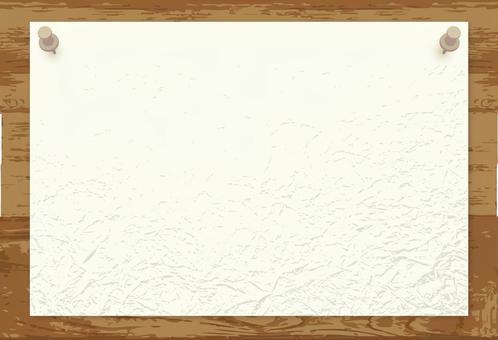 木紋瀝青板板標誌木木框架裝飾框架圖片