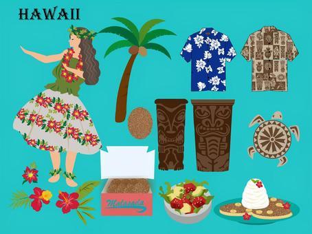夏威夷旅行