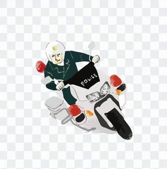 摩托車警察