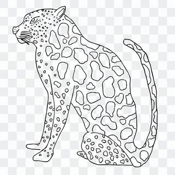 Jaguar (monochrome)