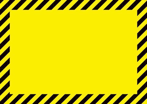 小心/警告/危險!標牌架
