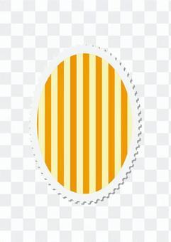 Seal stripe