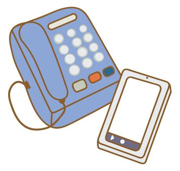 電話和智能手機