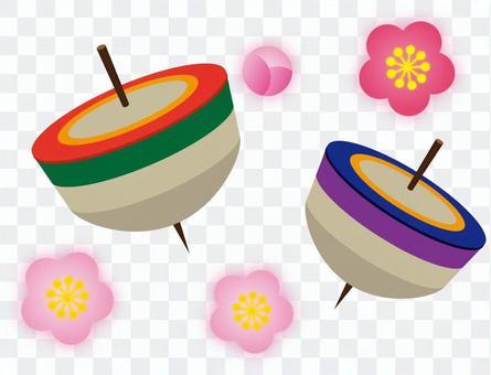 Koma和鮮花