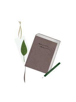 Book_bookmark_pencil