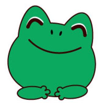 蛙-smile face
