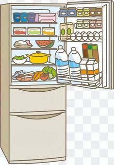 冰箱的內容