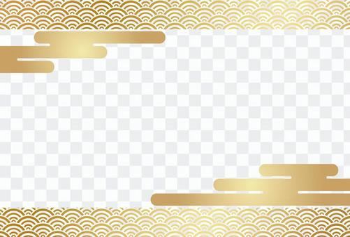 新年卡片模板