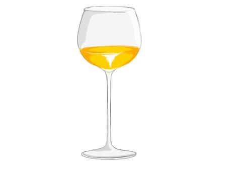 白葡萄酒霞多麗杯