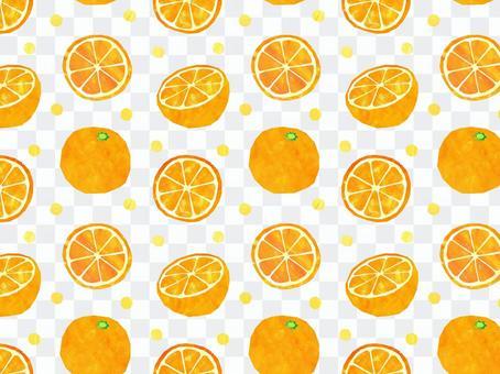 橙色背景/圖案