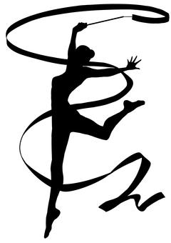 藝術體操運動員 1