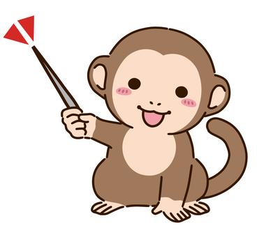 Monkey to explain