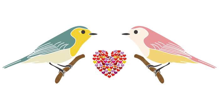 鳥Uguisu LOVE2