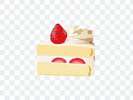 いちごショートケーキ