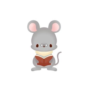 閱讀器鼠標