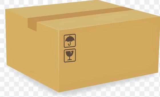 送貨行李:紙板