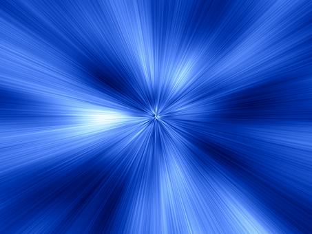 徑向藍色背景,具有速度感4:3