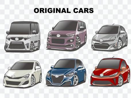 車 乗り物 マイカー 車種 自動車