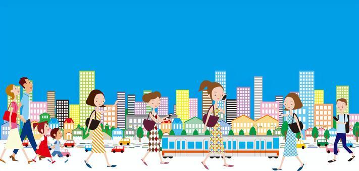 城市人购物城市