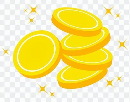 閃亮的硬幣(2