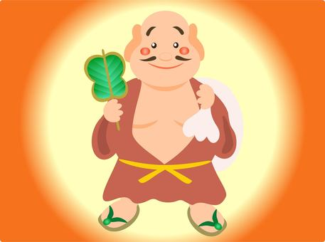 Budai Takeshi Seven Lucky Gods