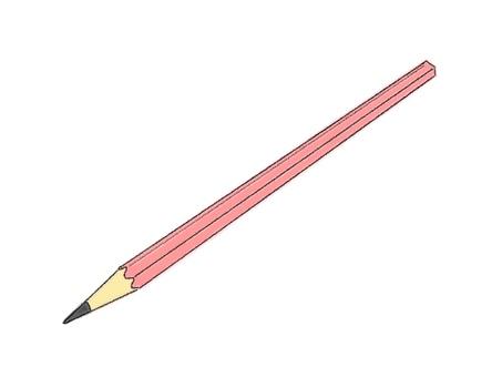 鉛筆2(彩色)