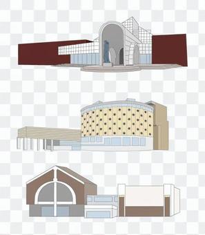 博物館/大廳