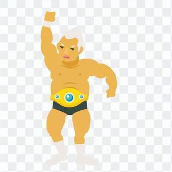 專業摔跤手21