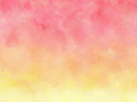 Watercolor gradation 1
