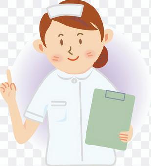 护士指导信息