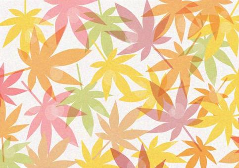 倒下的葉子設計3