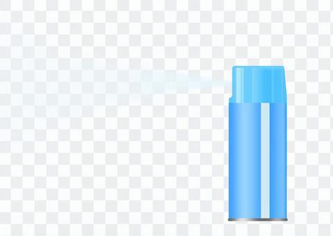 人體噴霧罐