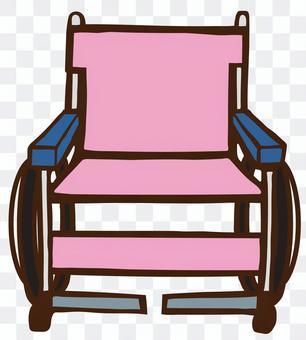 車椅子(正面)