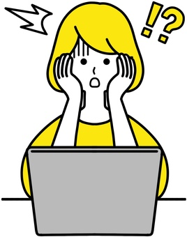 震驚的女人 PC 黃色