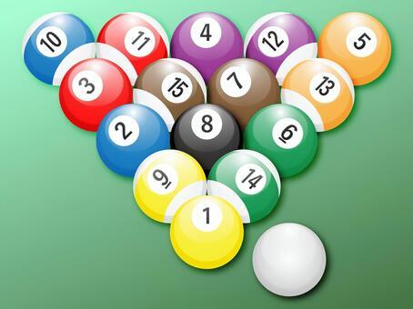 Billiards No 2