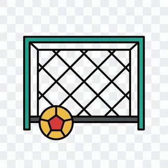 ボールとゴール