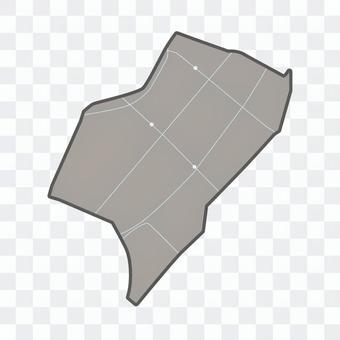 銀座地圖(路線圖及車站入口)
