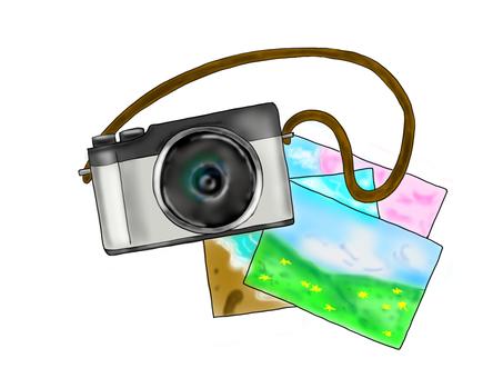 相機和照片