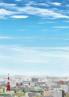 遙遠的市中心(垂直)